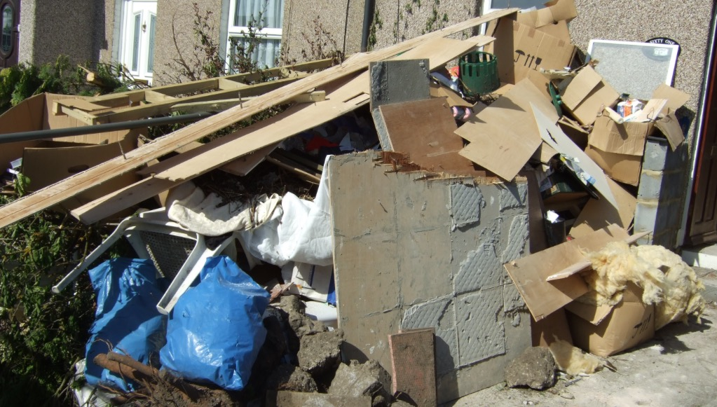 Rubbish Removal  - R&C Dirtbusters
