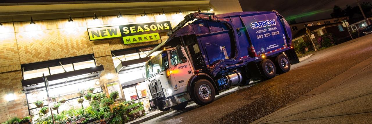 Arrow Sanitary Service Waste Connections, Inc. - Portland, Oregon ...