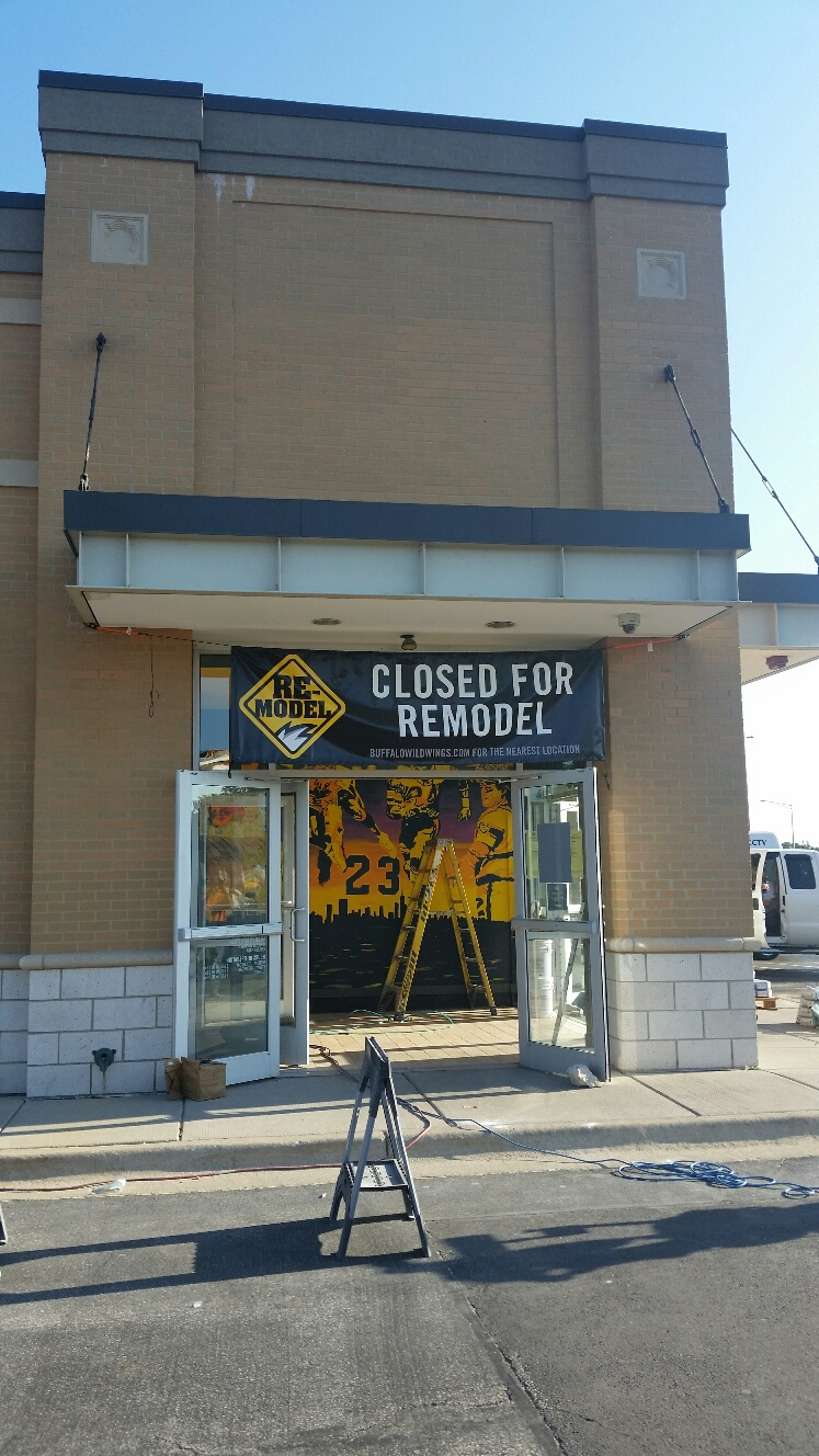 Buffalo Wild Wings - Metanoia Construction Inc.