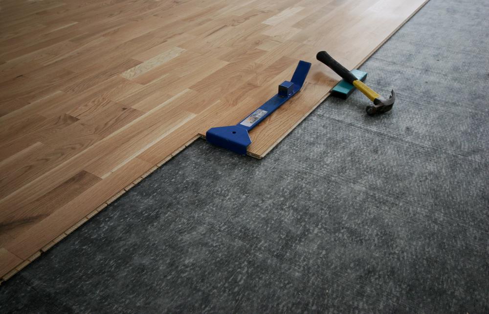 Floors - Wood Finished/Parquet/Hardwood - SHS Hardwood Flooring