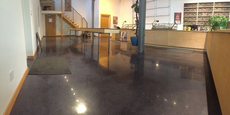 Harborside Medical Photo 1 - Alternative Edge Custom Concrete