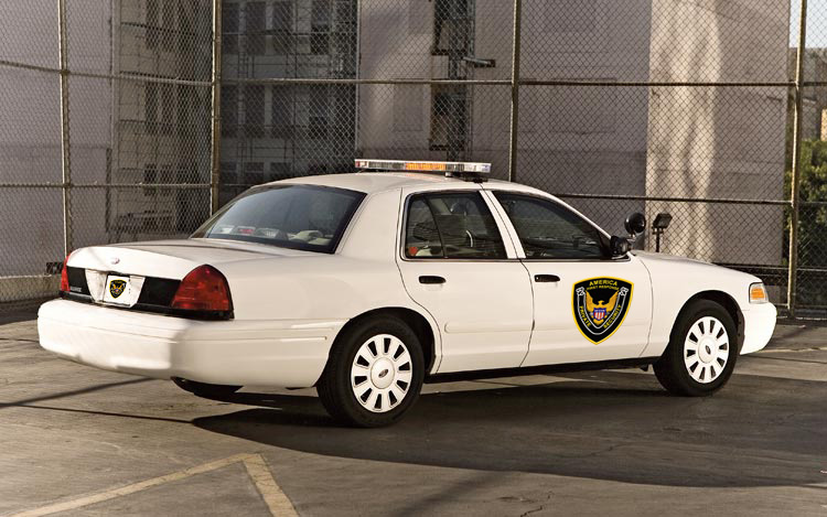 Vehicle Patrol  - America's First Response Private Security