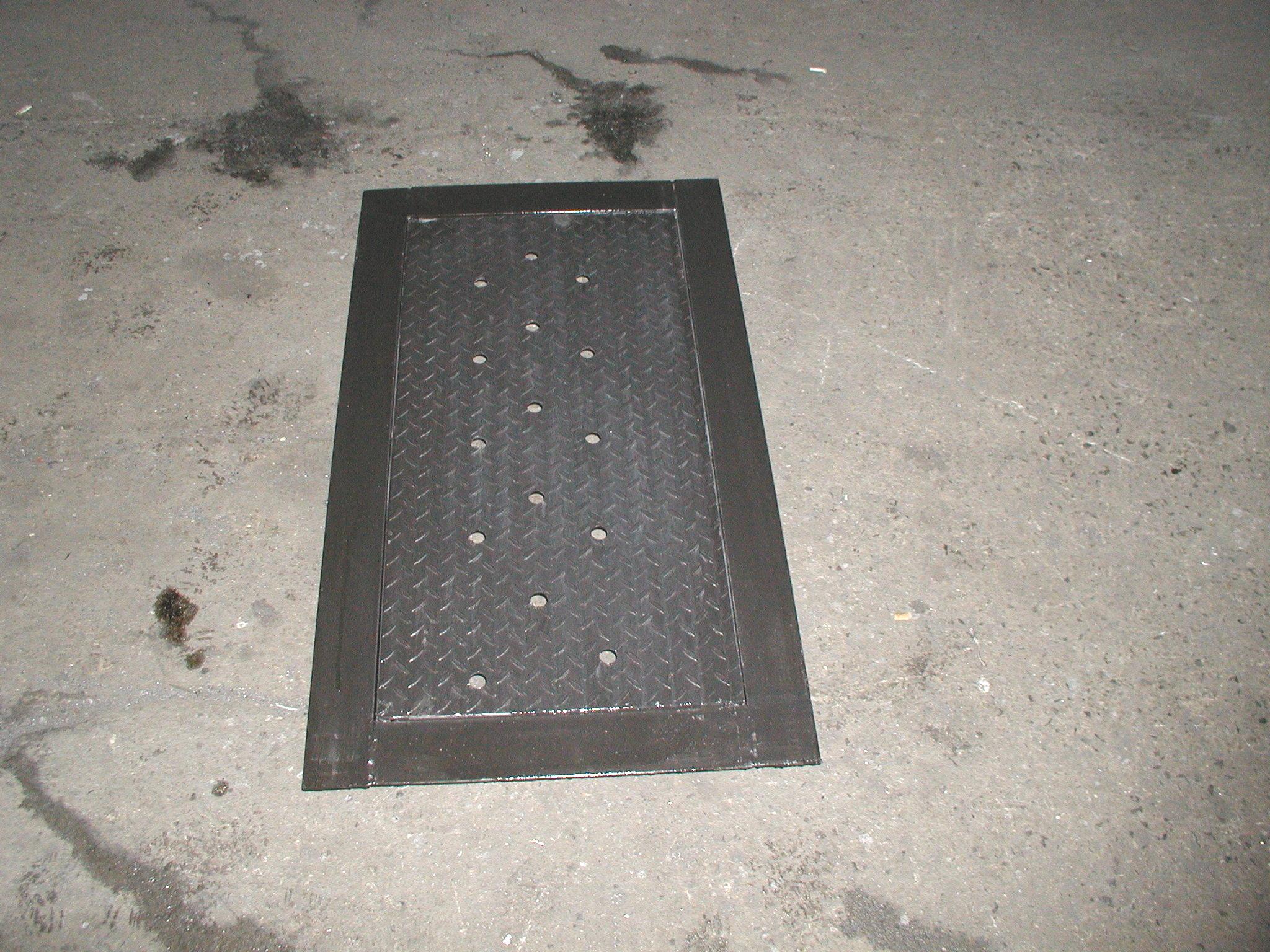 Floor Hatch Doors