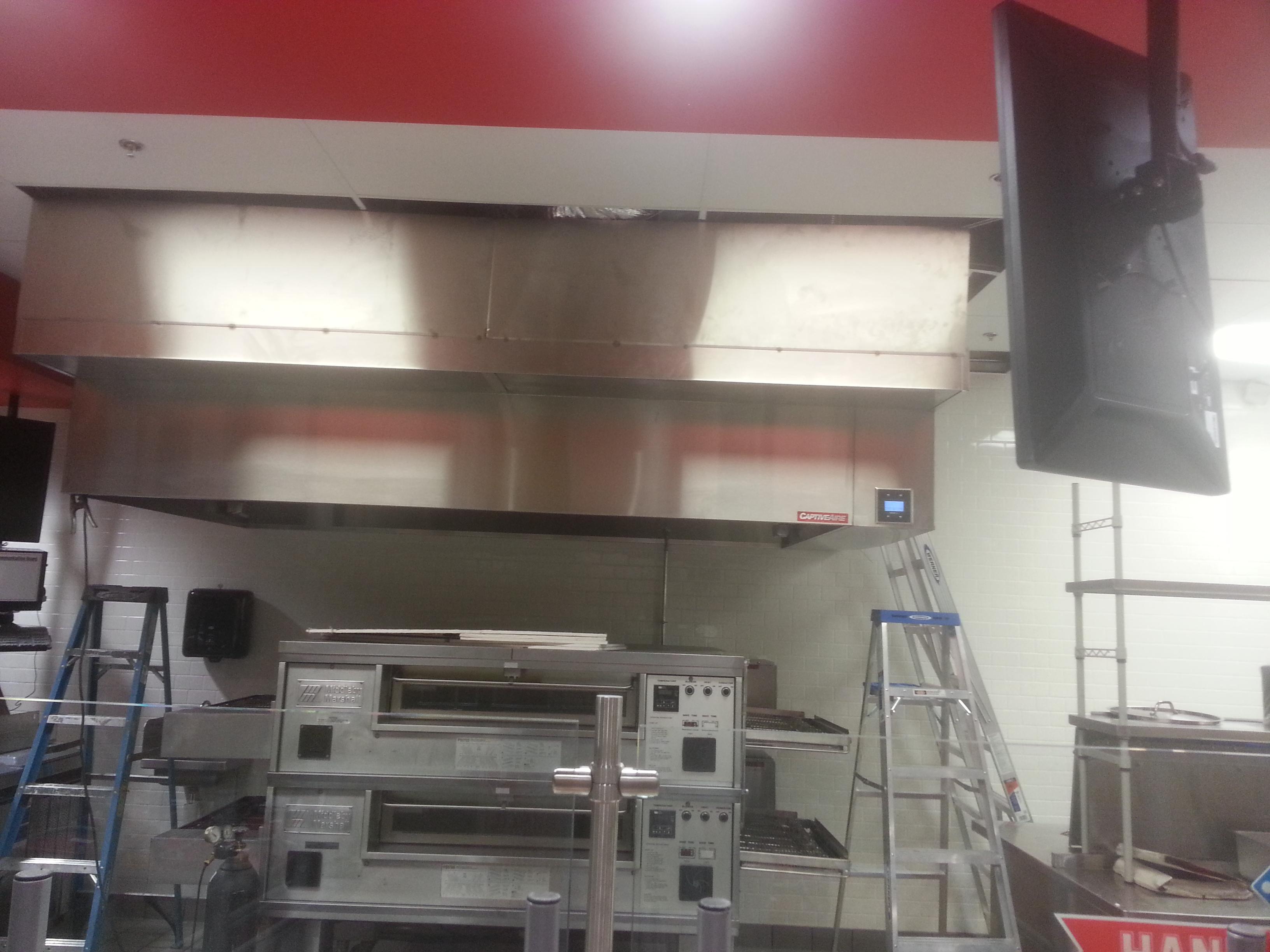 Commercial Kitchen Hood Philadelphia