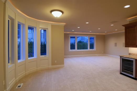 recessed lighting for basement remodel lv electric llc