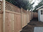 Wood Fence - Correia Custom Fence LLC