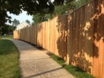 Wood Fencing - Correia Custom Fence LLC