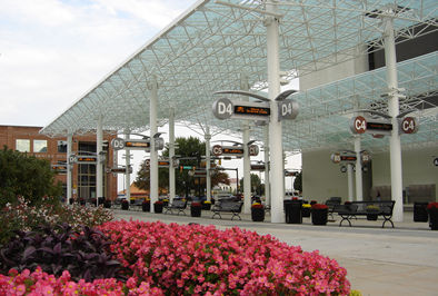 Featured Project: High Point Transportation Station, NC - South Atlantic Fireproofing Enterprise