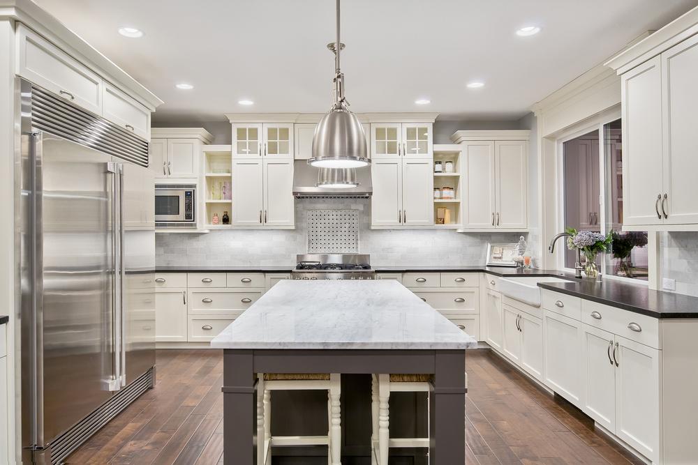 kitchen cabinet soffit design details