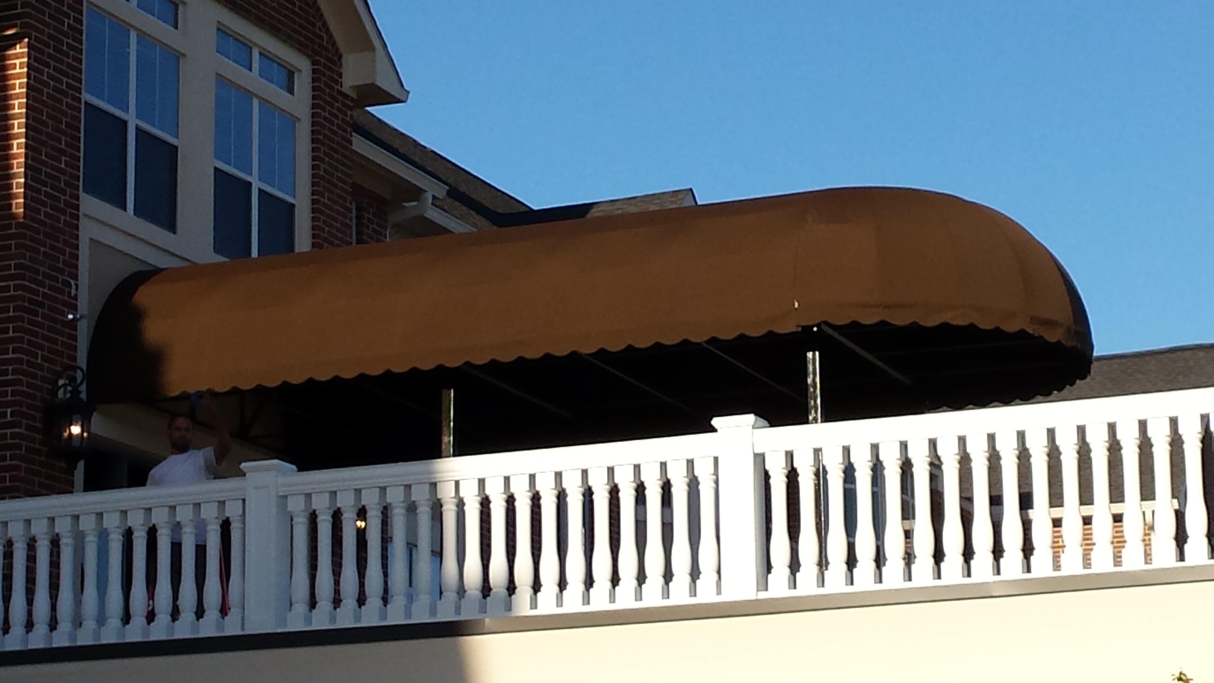 Finished Patio Cover
