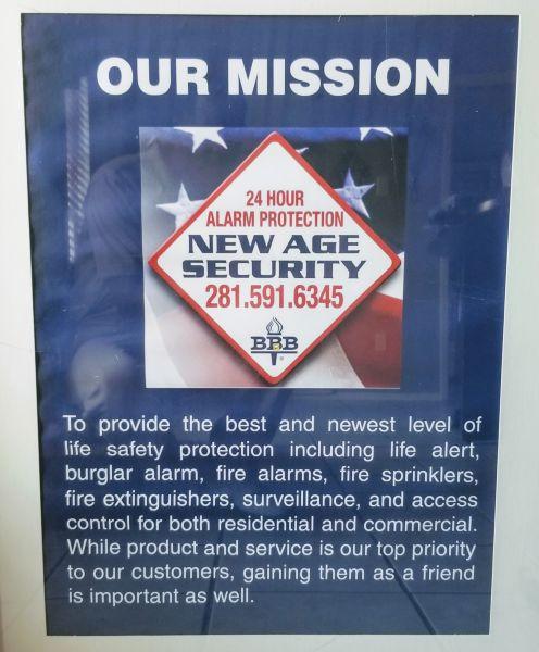 New Age Security Houston Texas Proview