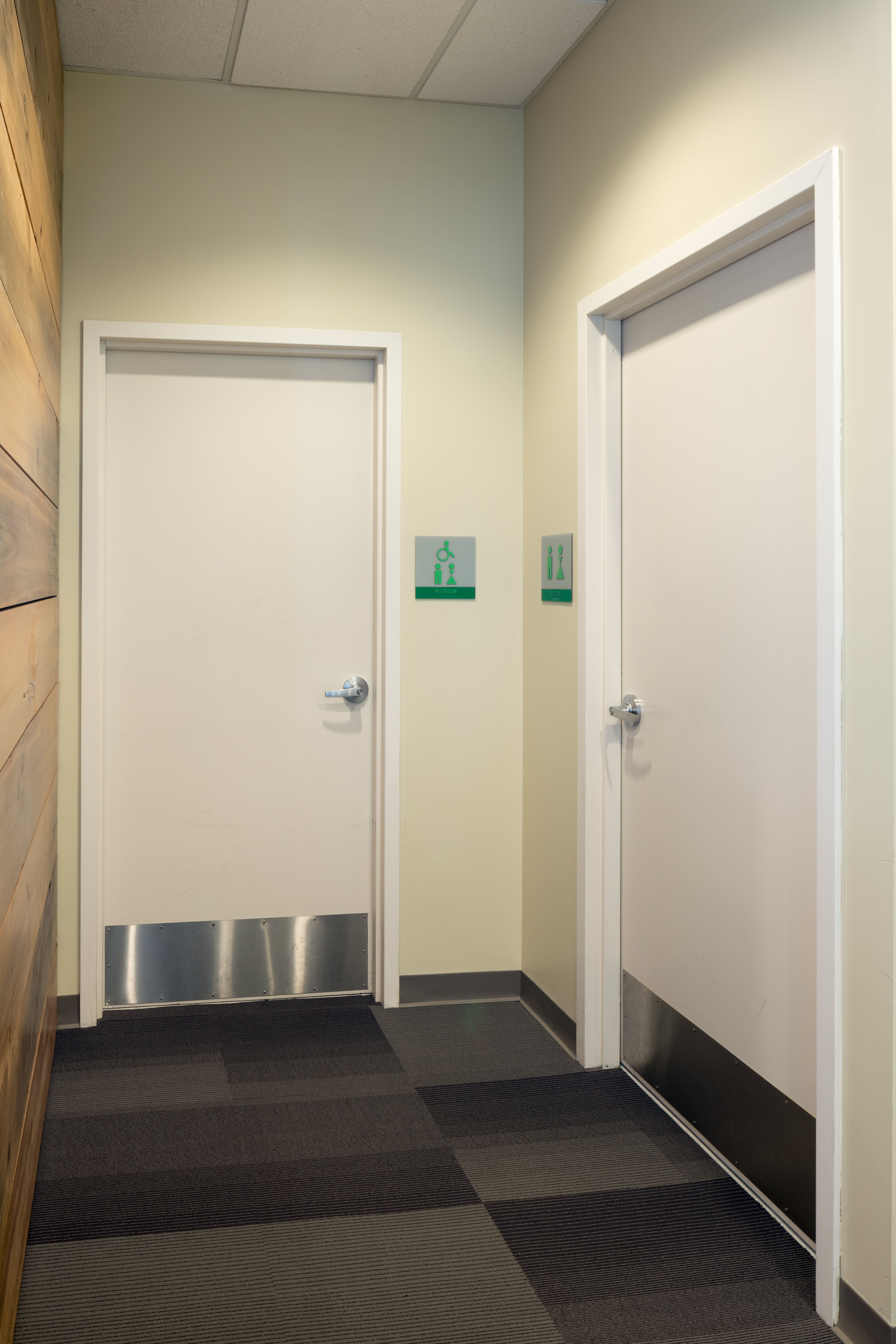 Premier Door, Frame & Hardware - Vincera Institute Interior