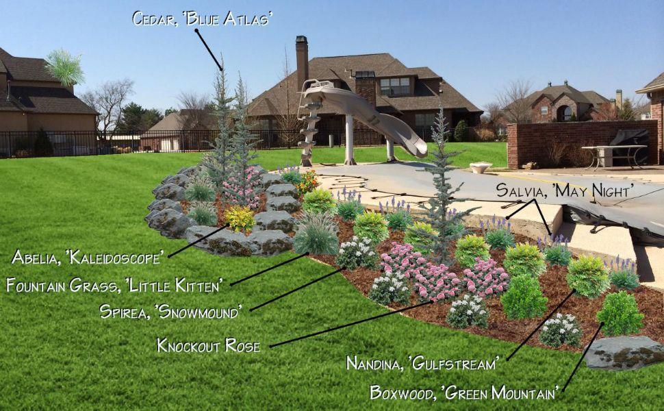 Elm creek landscape design llc tulsa oklahoma proview for Landscape design okc