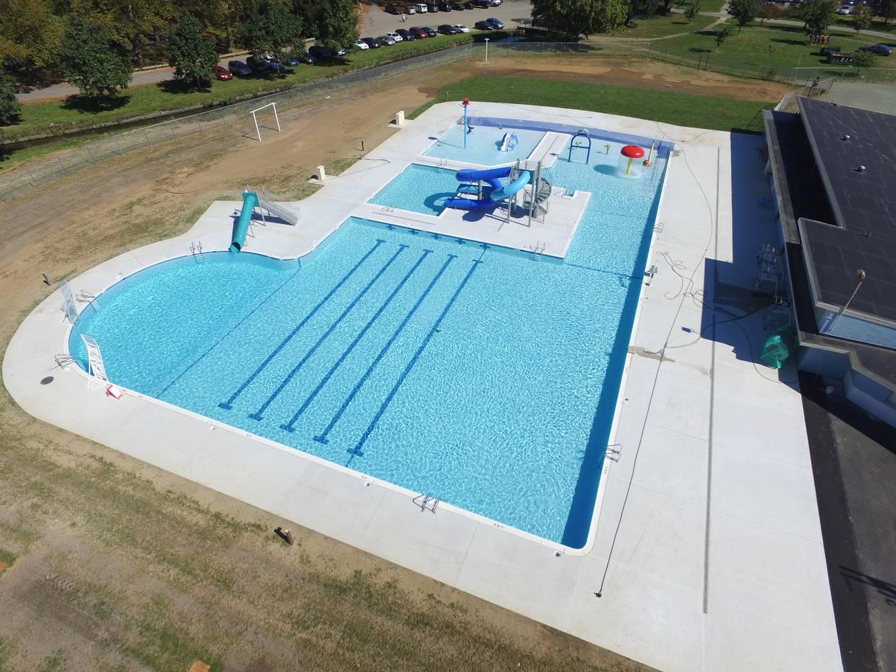 Midatlantic commercial aquatics cedar beach pool image - Cedar beach swimming pool allentown pa ...