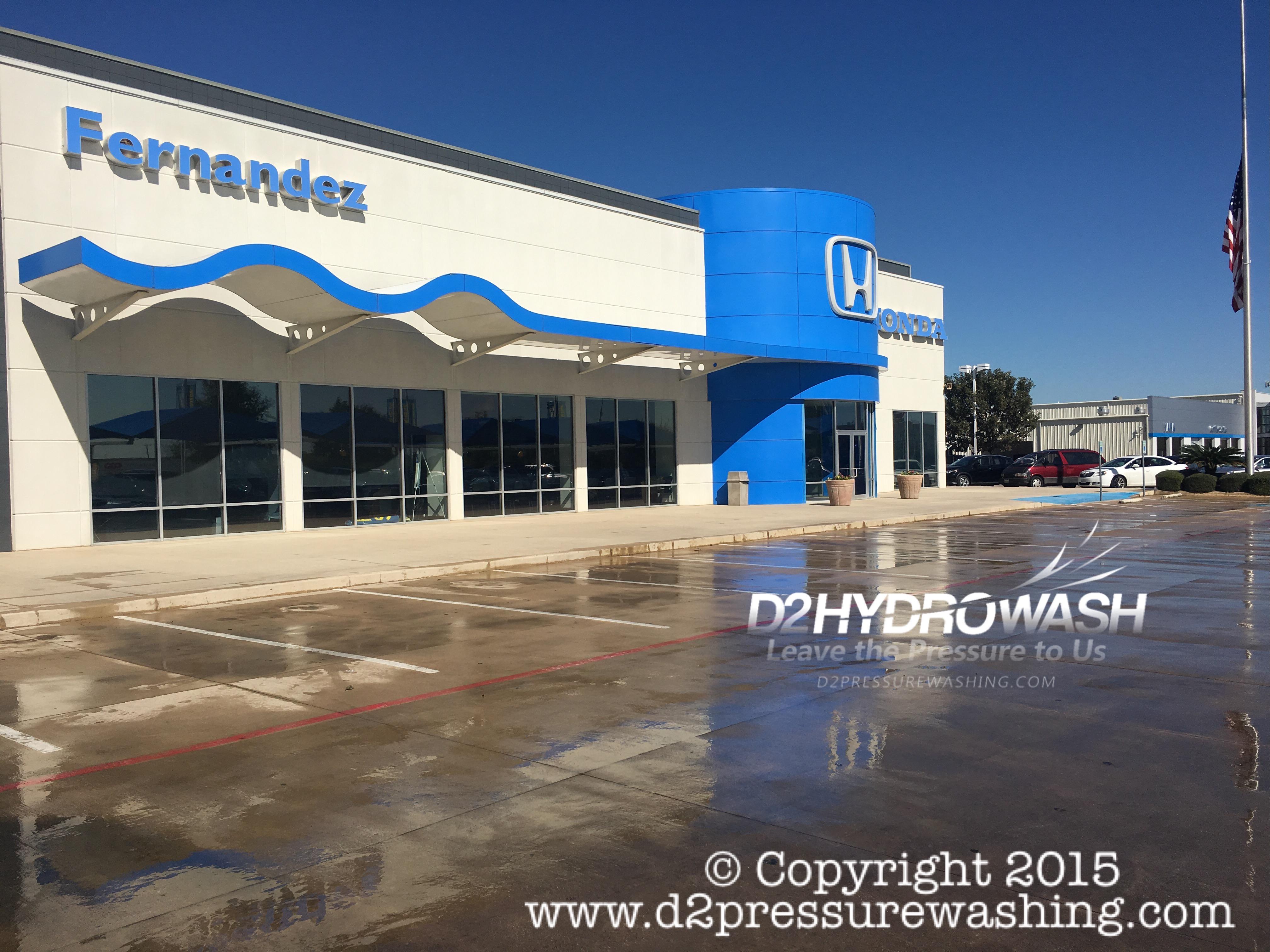 D2hydro wash llc video image gallery proview for Fernandez honda san antonio tx