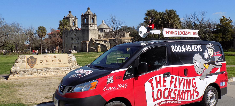 The Flying Locksmiths Inc San Antonio Texas Proview