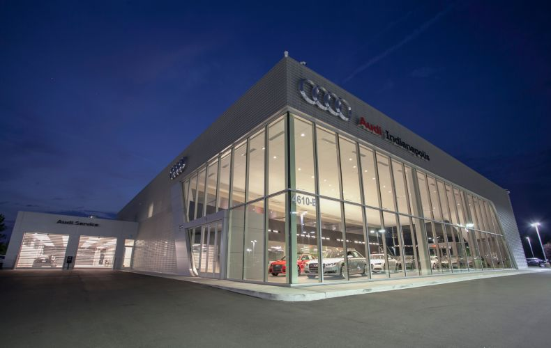 Audi Indianapolis By In Indianapolis IN ProView - Audi indianapolis