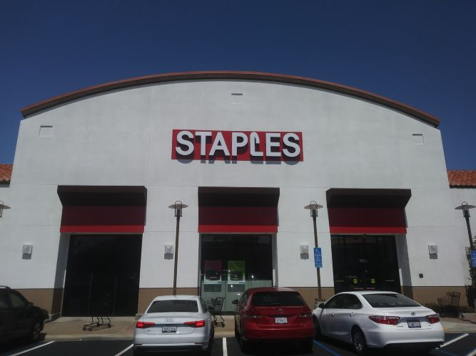 STAPLES - OCEANSIDE
