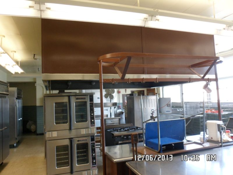 School Kitchen Renovation and Equipment Replacement