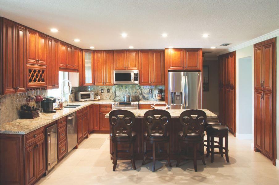 Kitchen Cabinets New Baltimore Mi