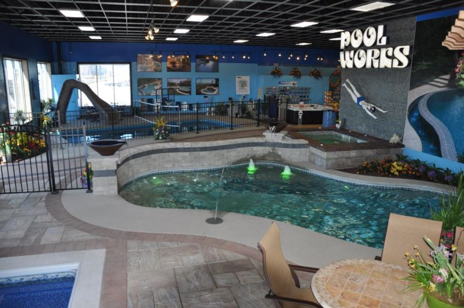 Pool Works Inc De Pere Wisconsin Proview