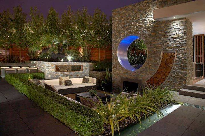 Outdoor Fireplaces - Fireplace Source