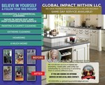 Residential and commercial - Global Impact Within LLC