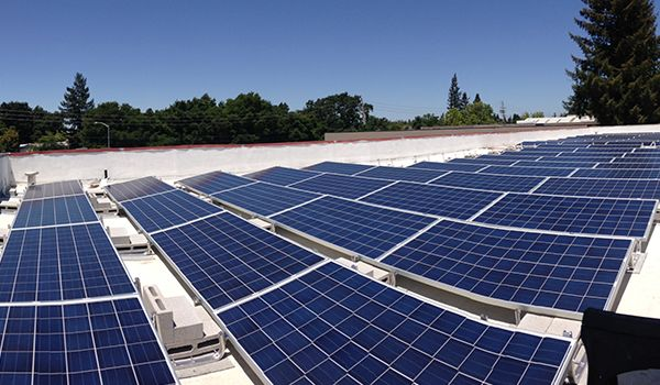 Direct Current Solar Construction Projects Proview