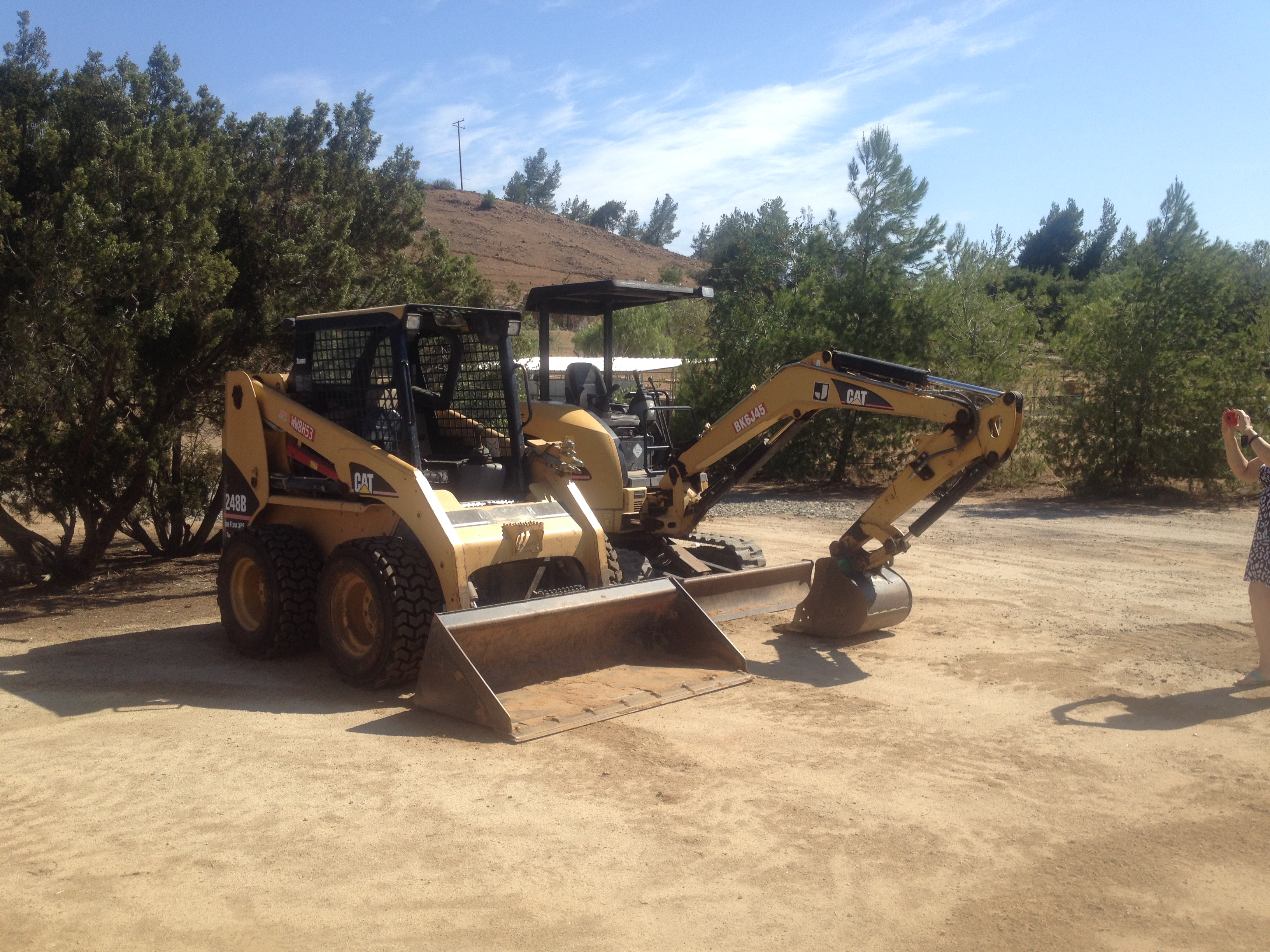 Bob Turner Backhoe Riverside California Proview