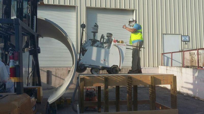 Capital Concrete Cutting Austin Texas Proview