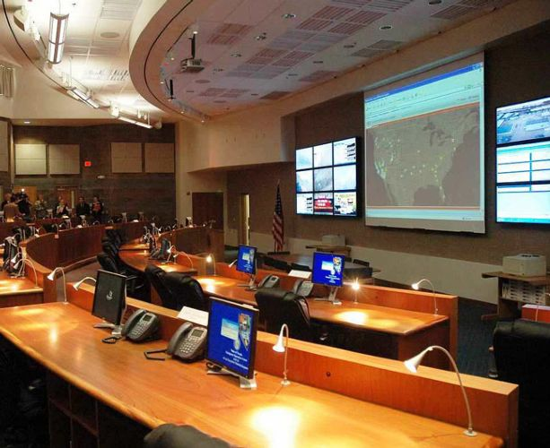 State of Nevada, Carson City Emergency Operations Center - ExhibitOne