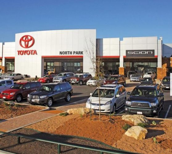 Toyota Dealers St Louis: Bartlett Cocke General Contractors - Austin, Texas
