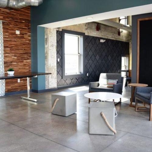 Apartment Services: Eitel Apartment Common Area Renovation By In Minneapolis