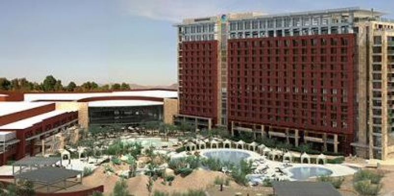Casino Arizona Resort & Spa | Indian Bend Rd. - Buesing Corp.