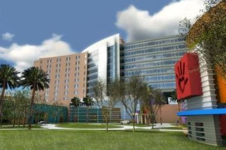 Phoenix Children's Hospital (PCH) – Patient Care Tower & Central Plant - Buesing Corp.