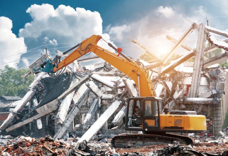 Building Demolition Portland : Ironeagle construction inc portland oregon proview