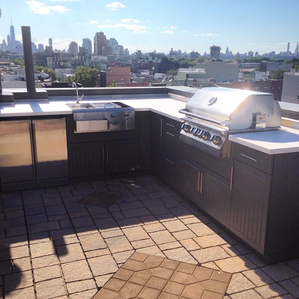 NYC Fireplaces & Outdoor Kitchens - Flushing, New York   ProView