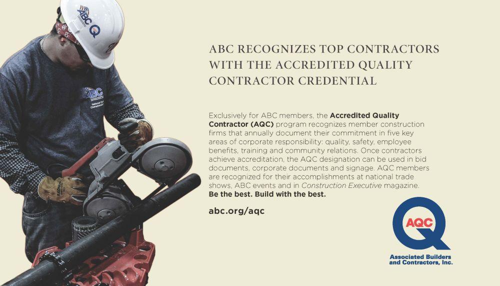 Associated Builders & Contractors, Inc  - Livermore, California