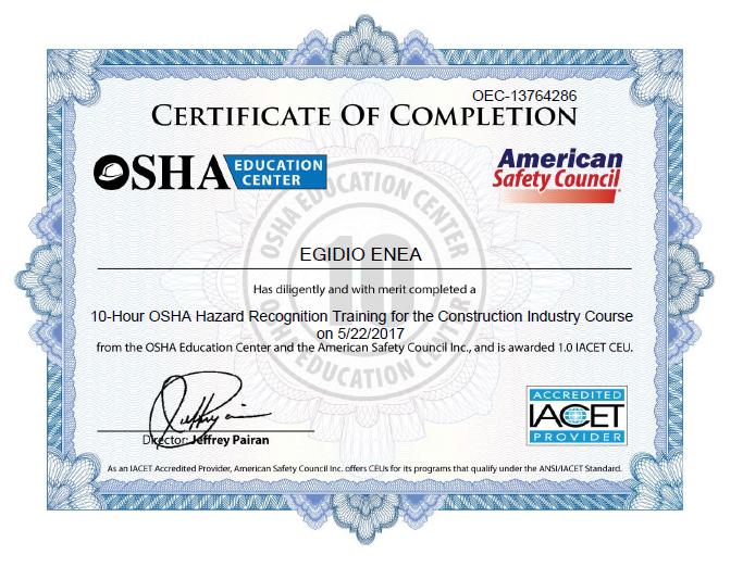 Xs Applied Technologies Licenses Insurance Bonding