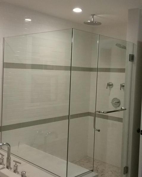 Living Rock Custom Shower Doors - Middletown, New York | ProView