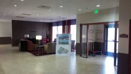 Green Valley Best Western Interior Hotel Painting Project