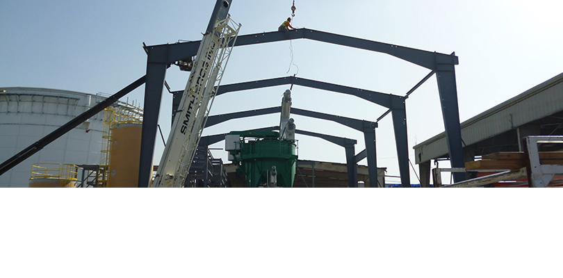 Structural Steel Project - AK Constructors, Inc.