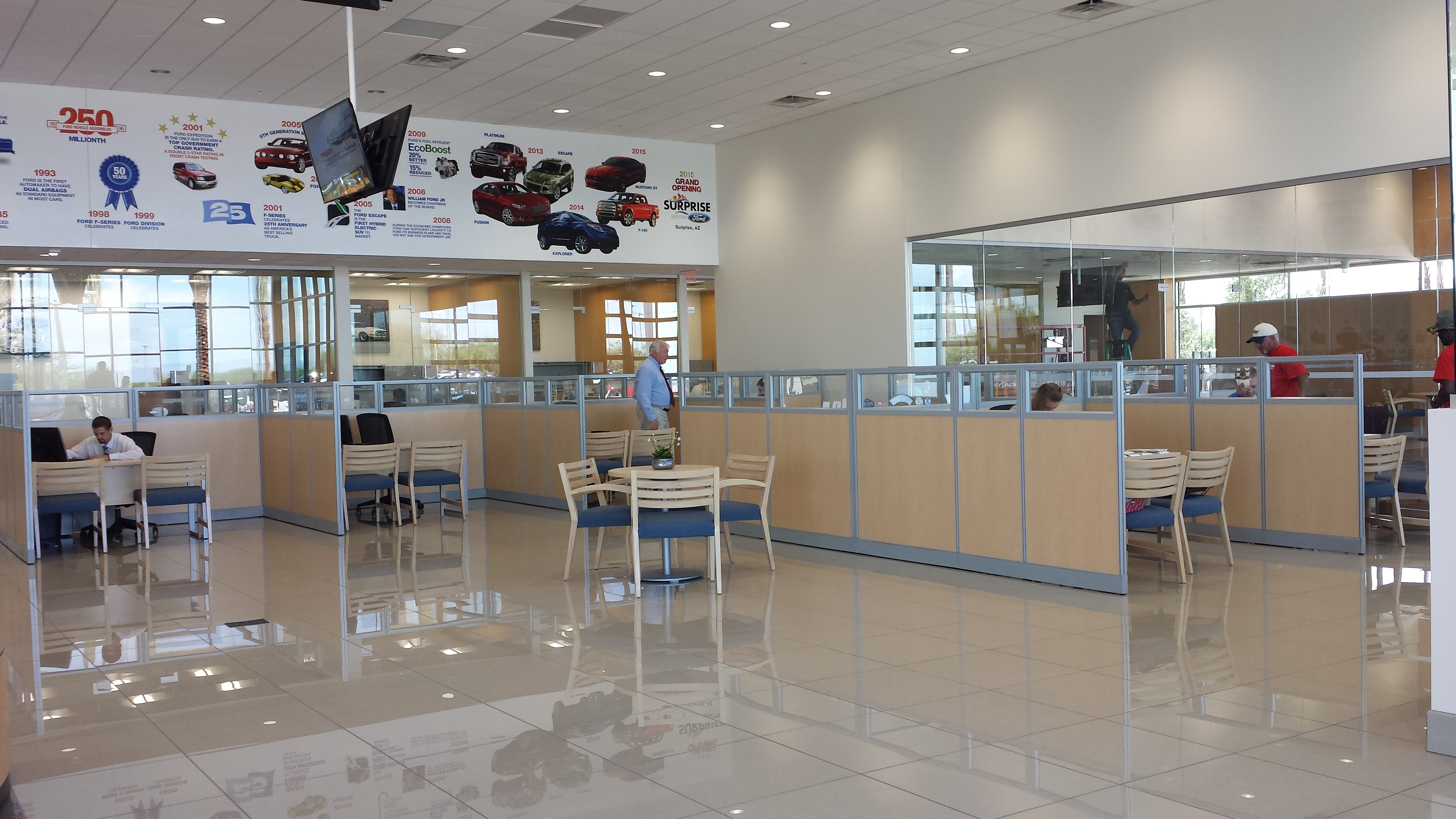 View Photos From Surprise Ford In Az Furnished By Evos