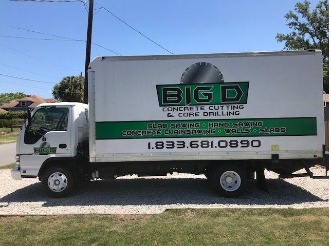 Big D Concrete Cutting Amp Core Drilling Geneva Florida