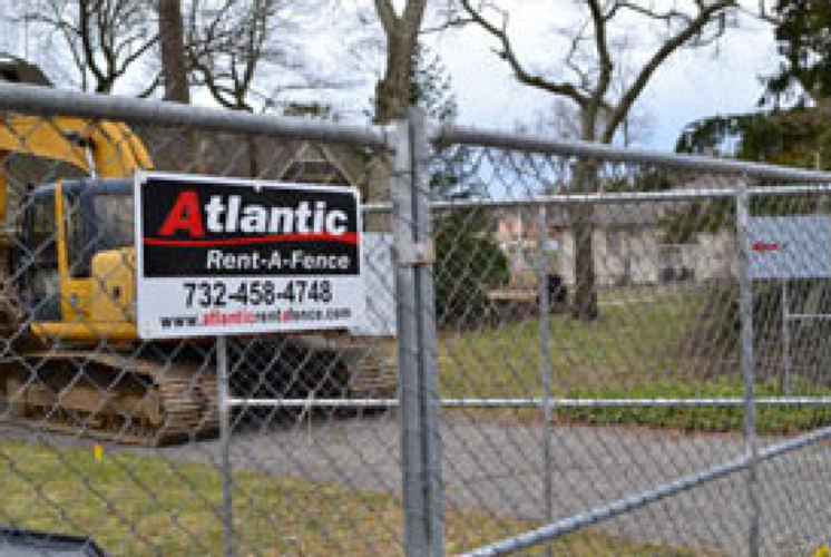 Atlantic Rent A Fence Red Bank New Jersey Proview