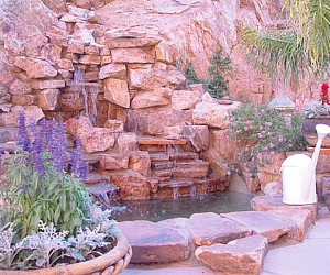 Water Features & Fountains - 4 - Cherry Landscape Inc.
