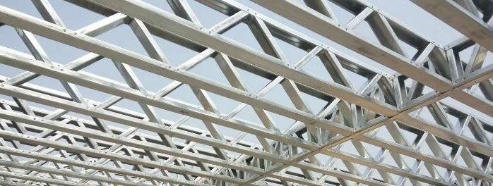 Light Gauge Steel Solutions Floor Trusses Image Proview