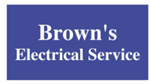 Brown's Electrical Service ProView