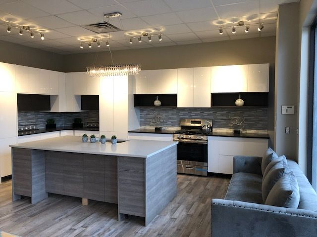 Woodstone Cabinetry Showroom Project