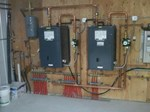 Boiler setup - Voss Plumbing, Heating & Air Conditioning